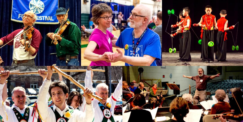 New England Folk Festival ~ April 12-14, 2019 – NEFFA